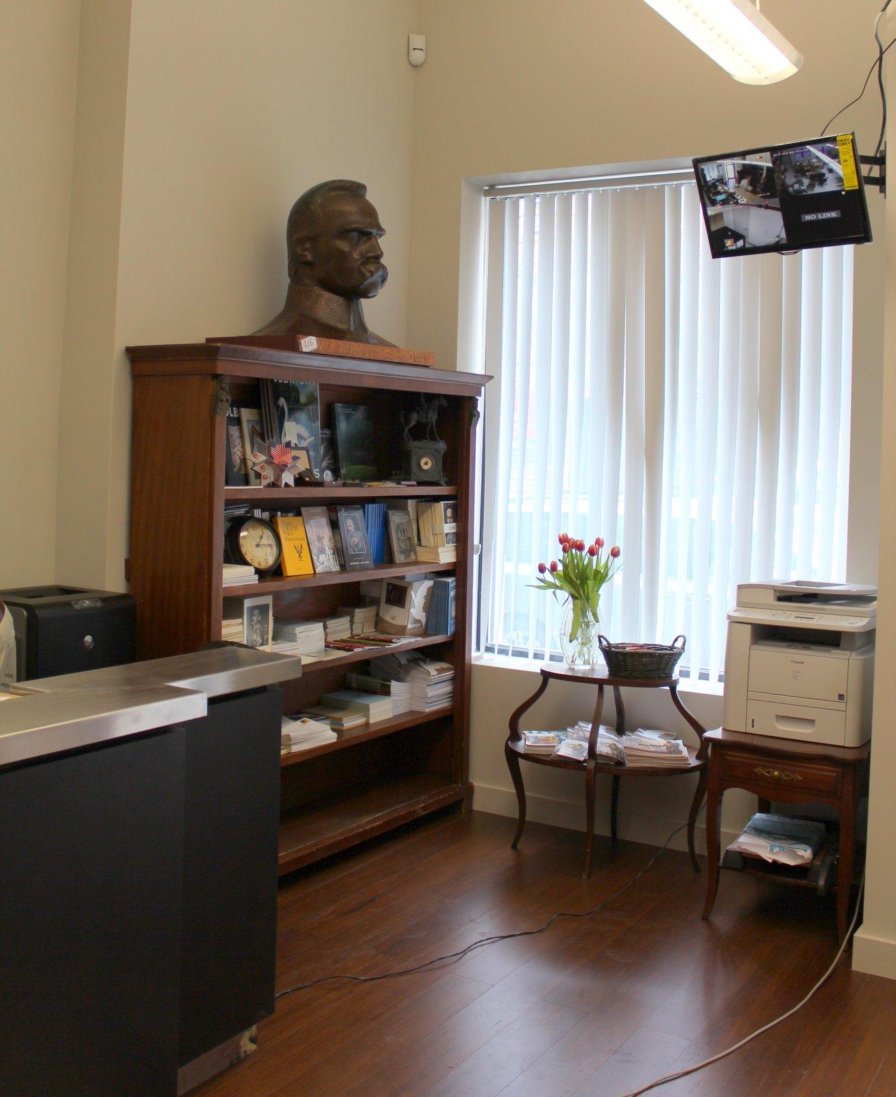 Nowe Biuro Instytutu Piłsudskiego w Nowym Jorku
