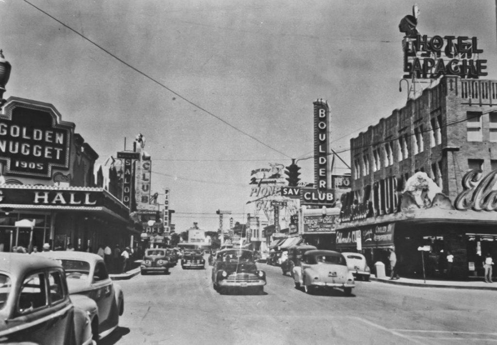 Początki Las Vegas, gdy rządzili gangsterzy.