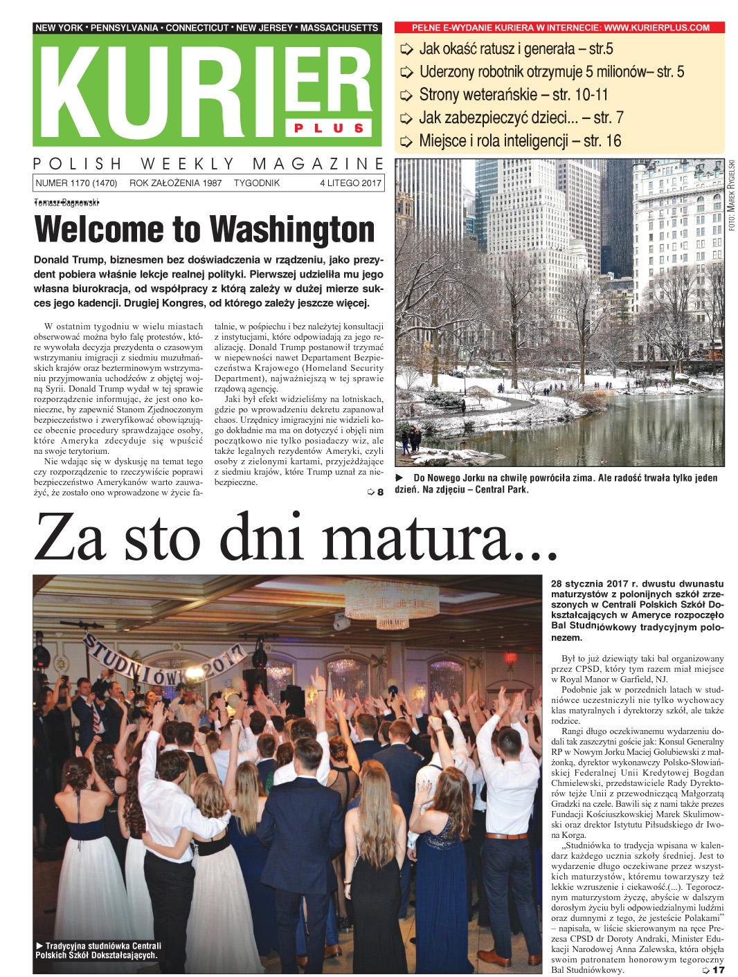 Kurier Plus - w-wydanie 4 lutego 2017