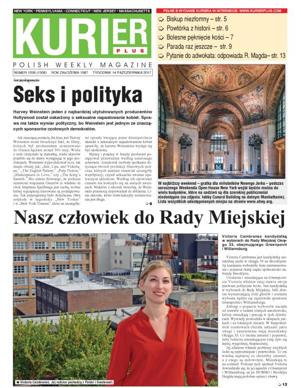 Kurier Plus - e-wydanie 7 października 2017